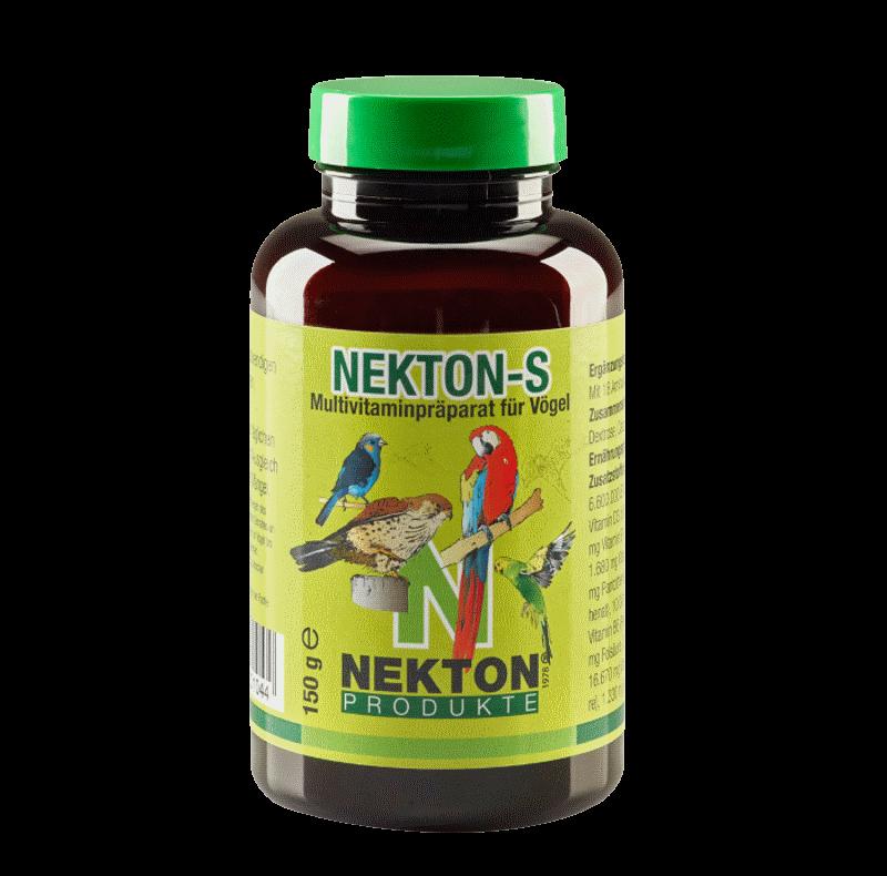 NEKTON-S 150g Preparado multivitamínico para aves