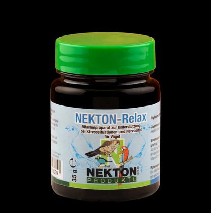 NEKTON-Relax 35g Suplemento antiestrés para aves