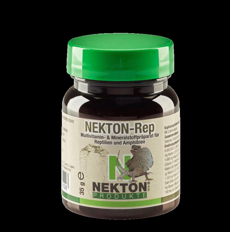 NEKTON-REP 35g Suplemento multivitamínico para anfibios y reptiles