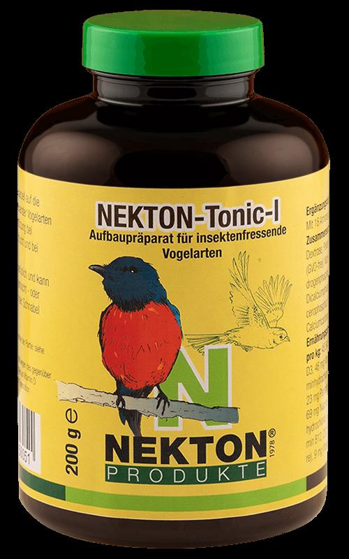 NEKTON-TONIC-I 200g Suplemento alimenticio para Pájaros insectívoros