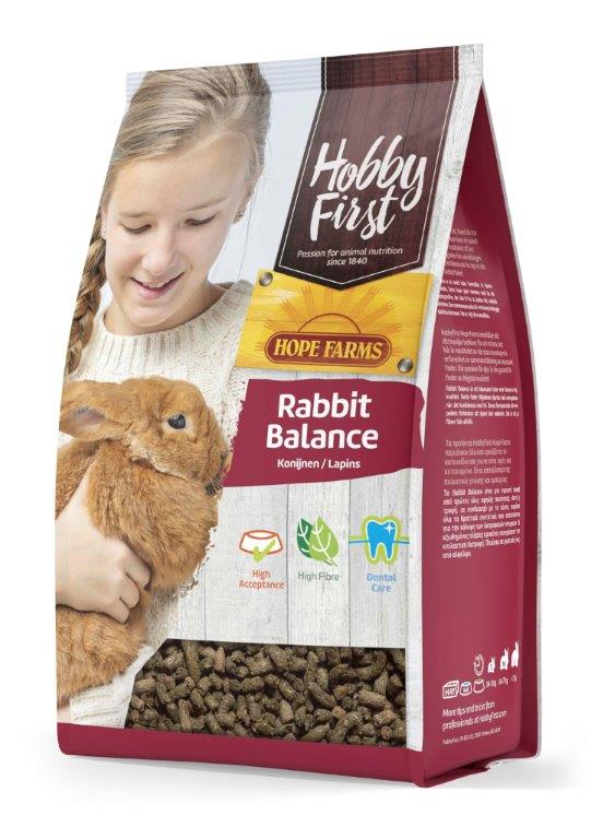 HobbyFirst HOPE FARMS Rabbit Balance 1,5 kg