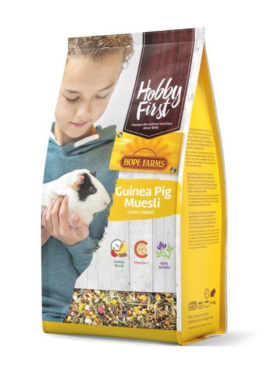 HobbyFirst HOPE FARMS Guinea Pig Muesli 2,5 kg
