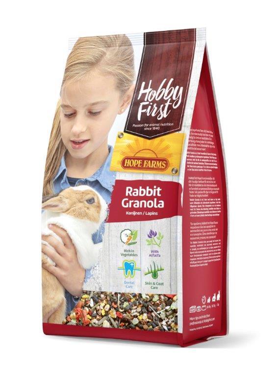 HobbyFirst HOPE FARMS Rabbit Granola 800 g