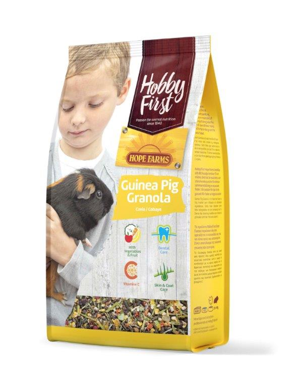 HobbyFirst HOPE FARMS Guinea Pig Granola 800 g