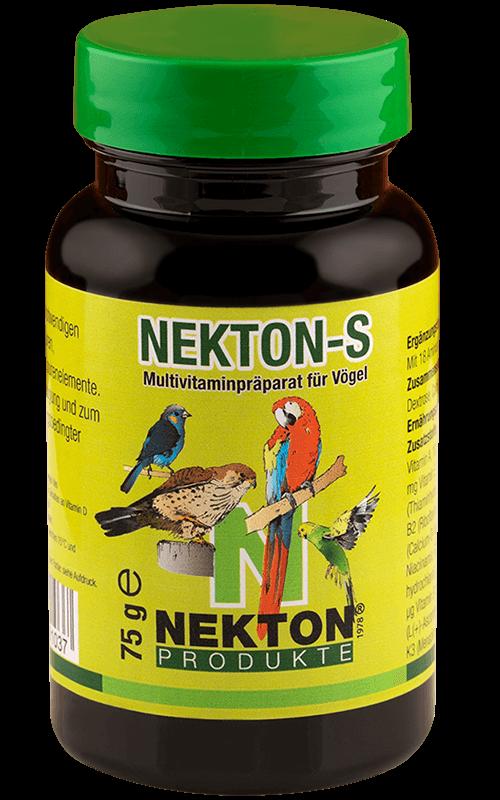 NEKTON-S 75g Suplemento alimenticio para Pájaros