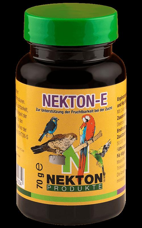 NEKTON-E 70g Vitamina E para Pájaros