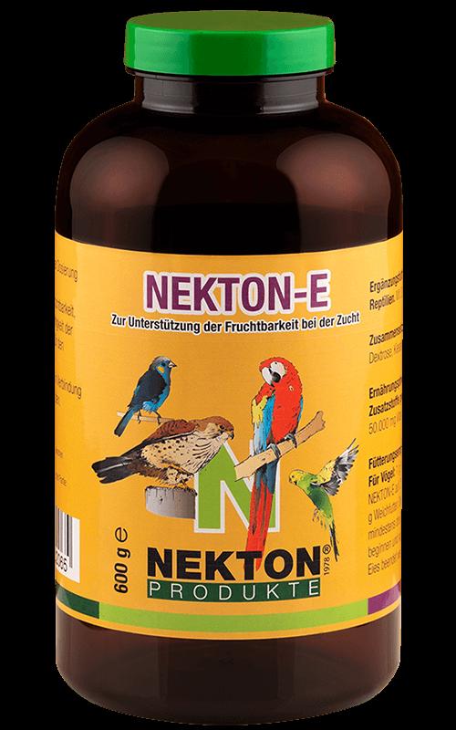 NEKTON-E 600g Vitamina E para Pájaros