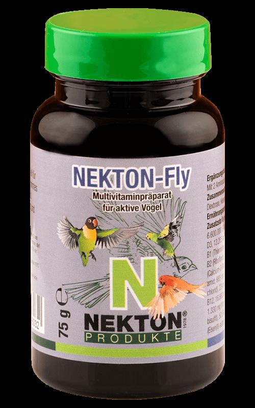 NEKTON-Fly 75g Suplemento multivitamínico para aves activas