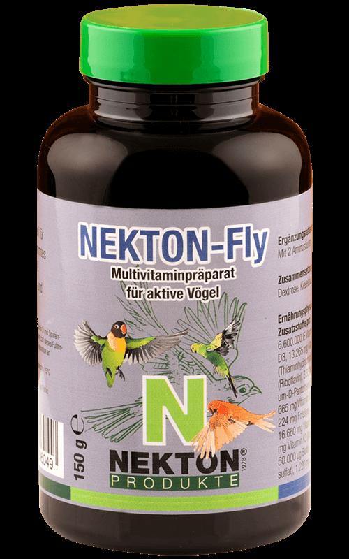 NEKTON-Fly 150g Suplemento multivitamínico para aves activas