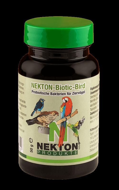 NEKTON-Biotic-Bird 50g Probiótico para aves
