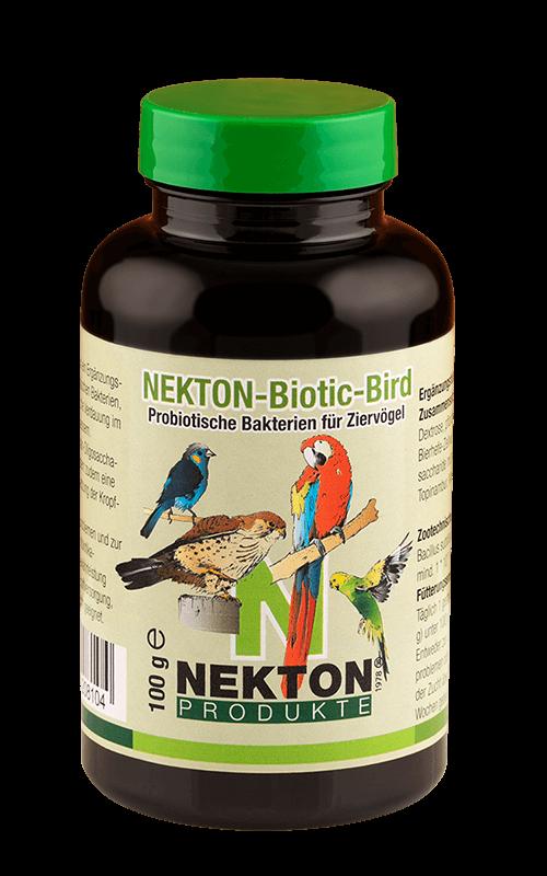 NEKTON-Biotic-Bird 100g Probiótico para aves