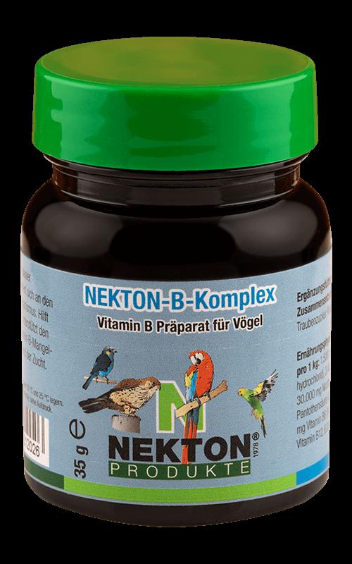NEKTON-B Komplex 35g Vitaminas complejo B para aves