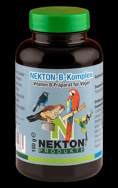 NEKTON-B Komplex 150g Vitaminas complejo B para aves