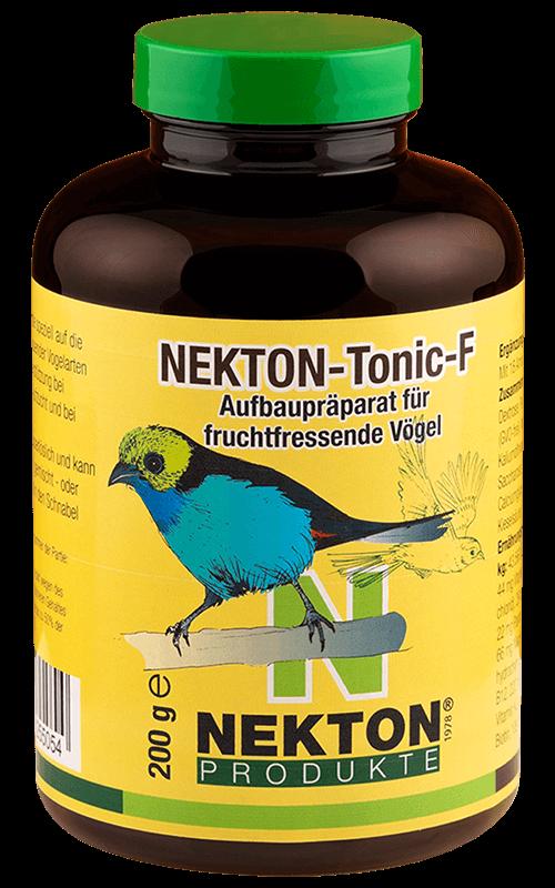 NEKTON-TONIC-F 200g Suplemento alimenticio para Pájaros frugívoros