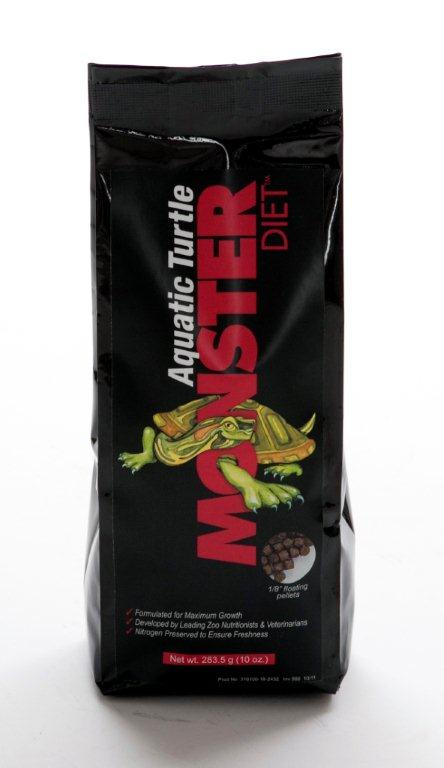 MONSTER DIETS Pienso Tortugas Acuaticas 283 g