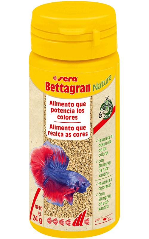 SERA Bettagran Nature 50 ml