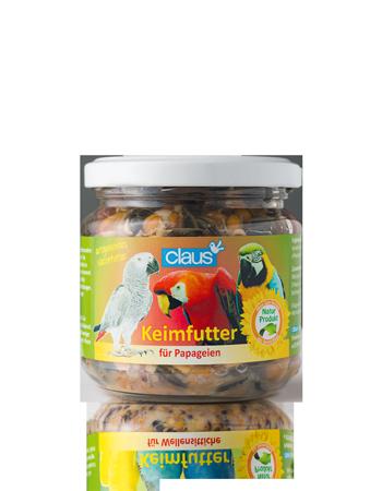 CLAUS Semillas germinadas Loros y Cotorras 210 ml