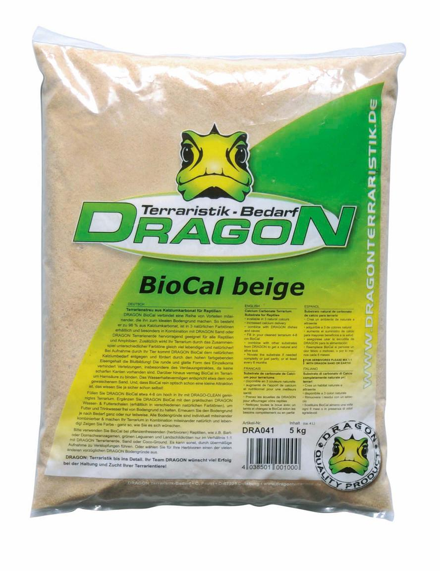 Dragon BioCal beige 5kg