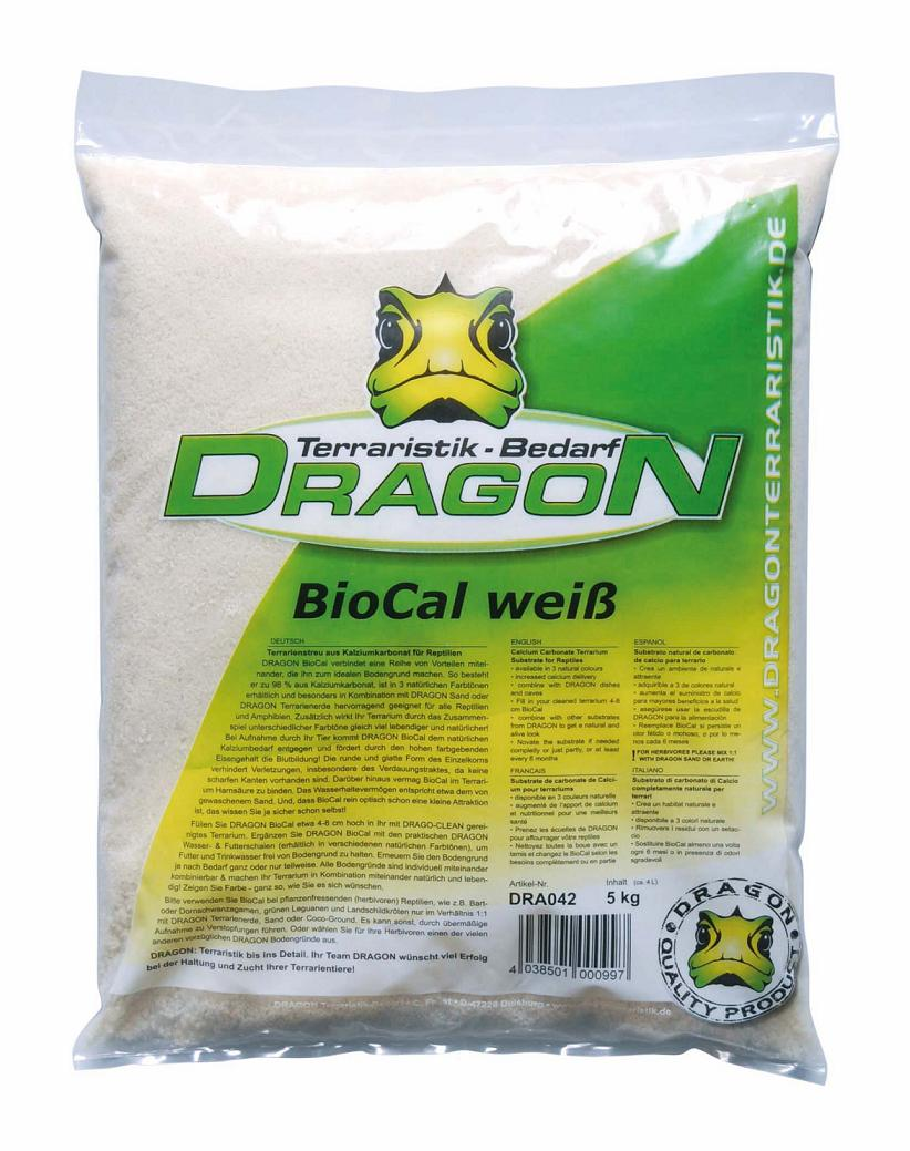 Dragon Biocal blanco 5kg