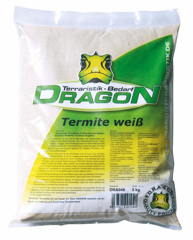 Dragon Termite blanca 5kg