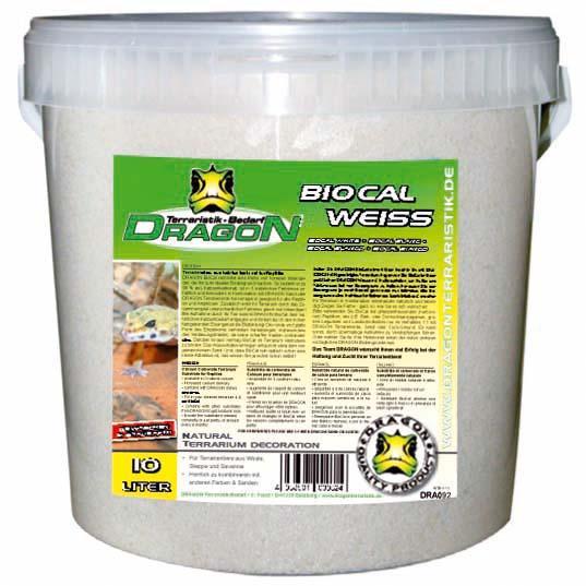 BioCal blanco 10l en cubo Dragon