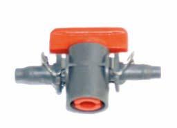 Llave de paso (blister 2 unid.) Sistema Lluvia