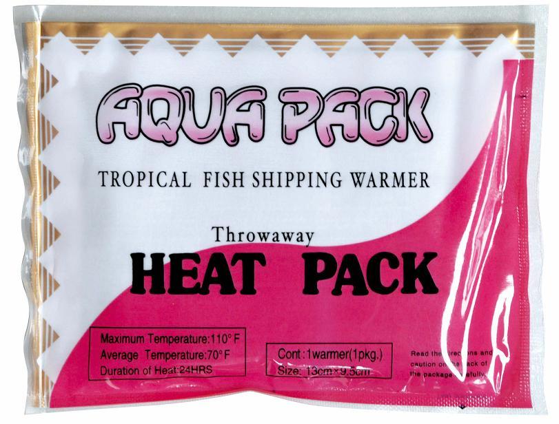 HEAT PACK, almohadilla de calor hasta 24 horas