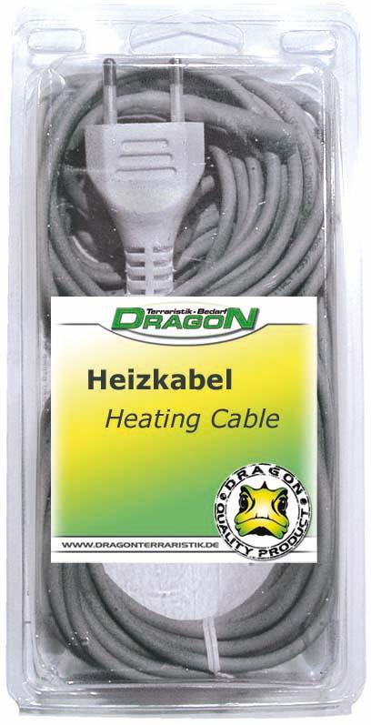 DRAGON Cable Calefactor 15 w