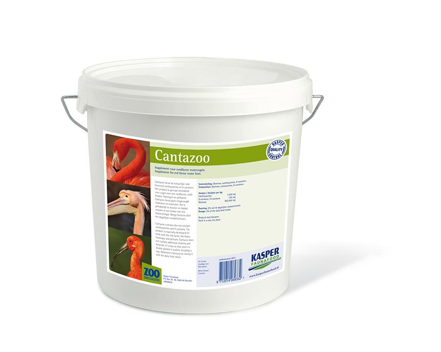 KASPER FAUNAFOOD Cantazoo 4 kg