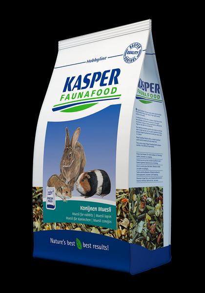KASPER FAUNAFOOD Muesli Conejo 2.5kg