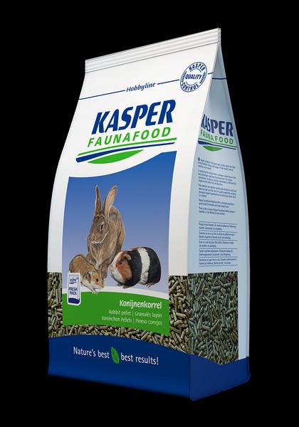 KASPER FAUNAFOOD Pienso Conejos 4 Kg.