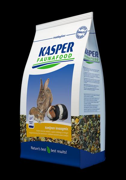 KASPER FAUNAFOOD Mixtura Roedores 3,5 Kg.