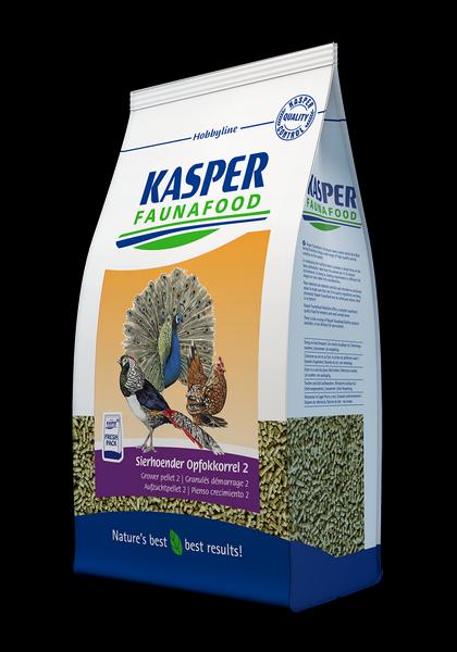 KASPER FAUNAFOOD Pienso crecimiento (8 - 18 semanas) Gallinaceas 4kg