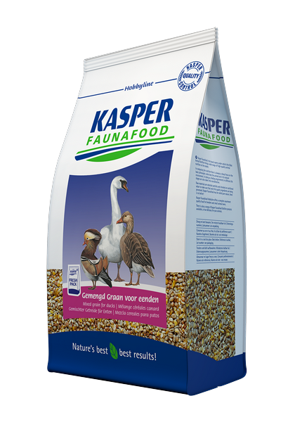 KASPER FAUNAFOOD Mezcla semillas Anátidas 4 Kg.