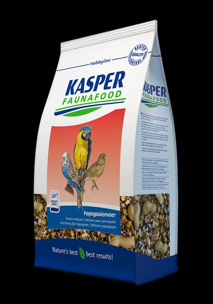 KASPER FAUNAFOOD Mezcla Pájaros Tropicales 4 Kg.