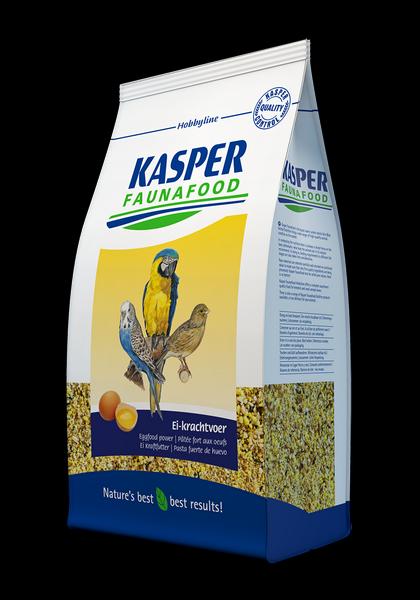 KASPER FAUNAFOOD Pasta Huevo Vigor y Cría pájaros granívoros 1 kg