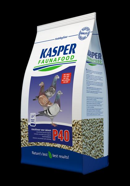 KASPER FAUNAFOOD Pienso P40 Palomas 4 kg