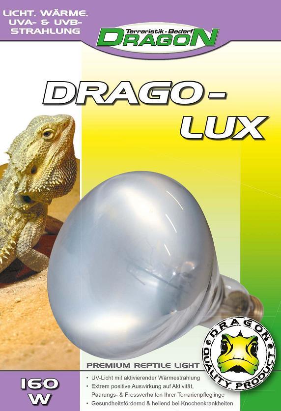 DRAGO-LUX UV 160w E27