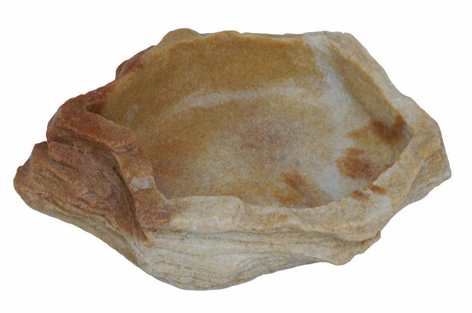 Cuenco mediano en roca Sand Stone 125 ml.
