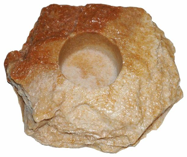 Roca para Jelly Food Sand  Stone aprox. 10,5x9,5x2,5cm