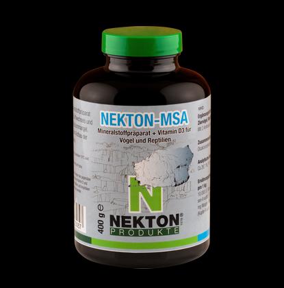 NEKTON-MSA 400g Preparado mineral para aves y reptiles
