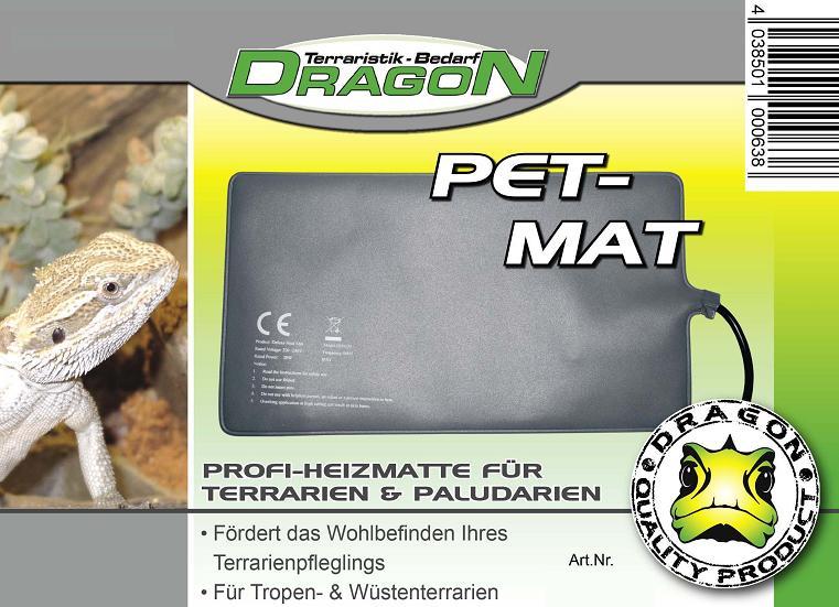 DRAGON Manta térmica profesional 45w