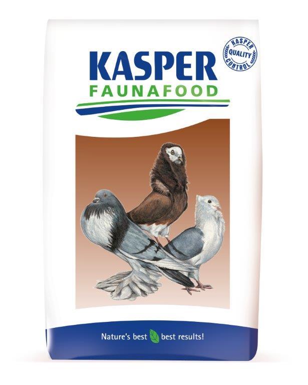 KASPER FAUNAFOOD Mezcla 4 estaciones Palomas 20 kg