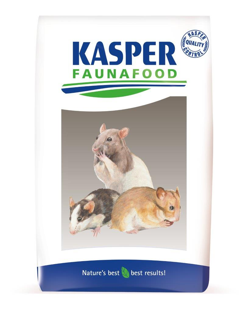 KASPER FAUNAFOOD Pienso roedores 20 kg