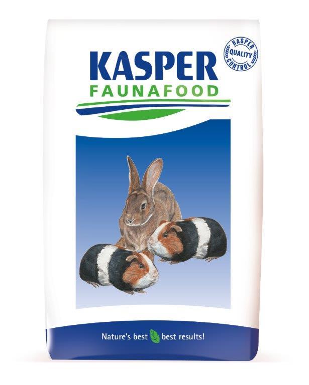 KASPER FAUNAFOOD Pienso Conejos Hobby 20 kg