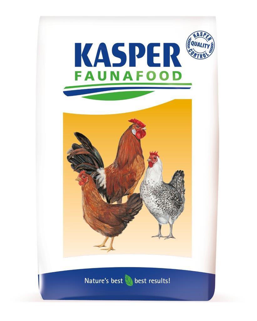 KASPER FAUNAFOOD Mixtura Multimix Gallinas 20 kg Comida para Gallinas