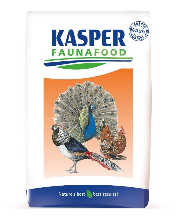 KASPER FAUNAFOOD Pienso mantenimiento Gallináceas 20 kg
