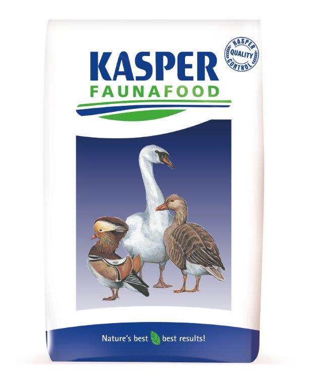 KASPER FAUNAFOOD Pienso mantenimiento Anátidas 20 kg Comida para Patos