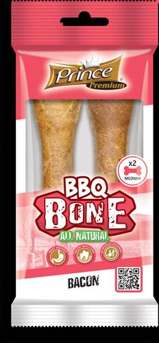 PRINCE Snack Premium Barbacoa (2 unidades) - 90g Medium