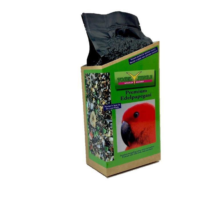 Premium Eclectus (loro eclecto) 1,5 kg VJ